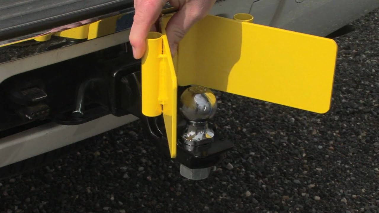 never miss hitch trailer hitch alignment guide youtube rh youtube com gooseneck trailer hitch alignment guide magnetic trailer hitch alignment guide