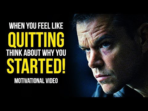 REMEMBER WHY YOU STARTED - Best Motivational Videos Compilation