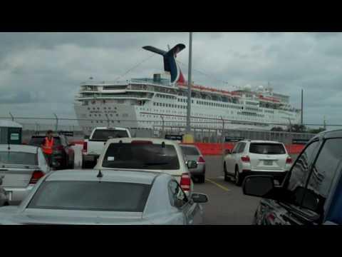 Carnival Elation in Jacksonville, Fl