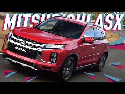 Новый ASX/New Mitsubishi ASX 2019/Дневники Женевского автосалона