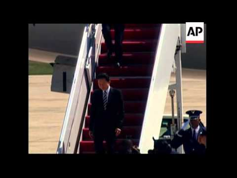 More world leaders arrive for nuclear summit