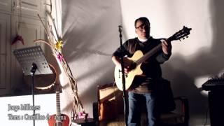 Jorge millones - Castillos de arena ( Sesiones acusticas en casa recurso )