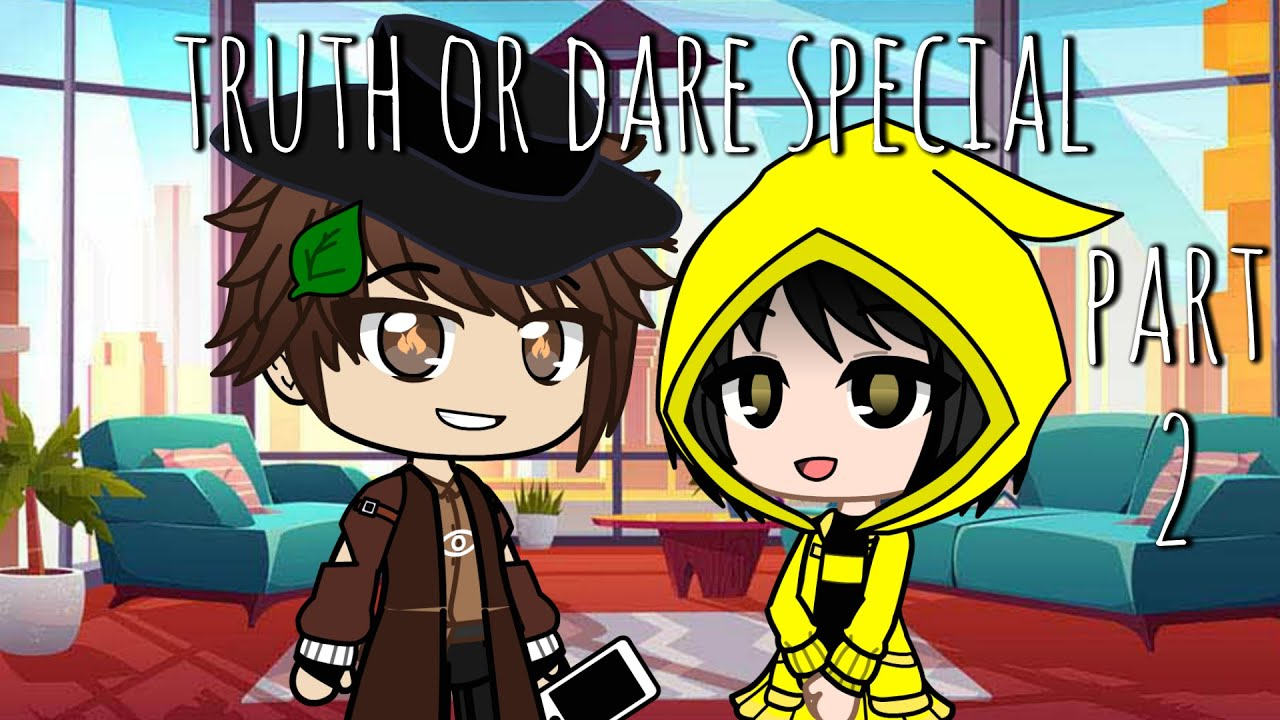 Download Truth Or Dare Part 2   ft. Little Nightmares characters