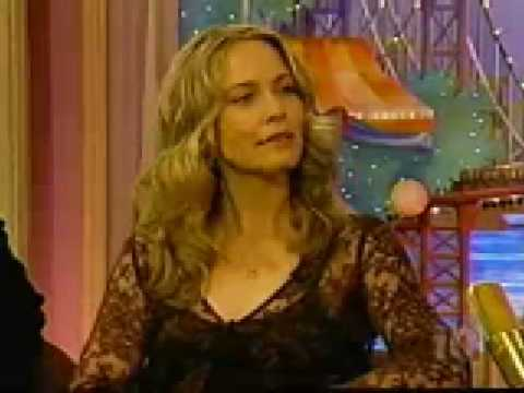 Susanna Thompson on the Rosie O'Donnell Show