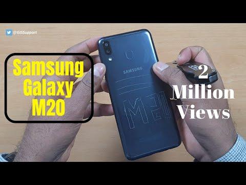 Samsung Galaxy M20 Durability Test (DROP SCRATCH WATER BEND) | Gupta Information Systems | Hindi
