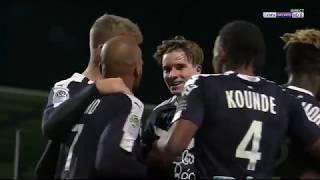 Angers 1 - 2 Bordeaux   (15-01-2019)  Ligue 1