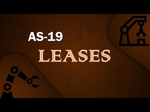AS19 - Leases