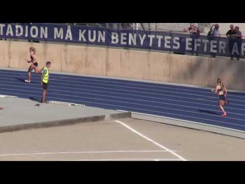 2016 - DT-finale 4x100 meter kvinder