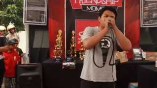 Naufal Friendship Moment 2014 Beatbox Battle Chionship Showcase Elimination