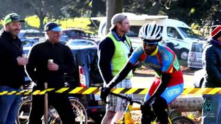 2015 MFG Woodland Park GP Cyclocross: Aerial