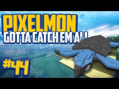 """Minecraft Pixelmon """"The Turtle Club!"""" Gotta Catch 'Em All - Episode 44 (Minecraft Pokemon Mod)"""
