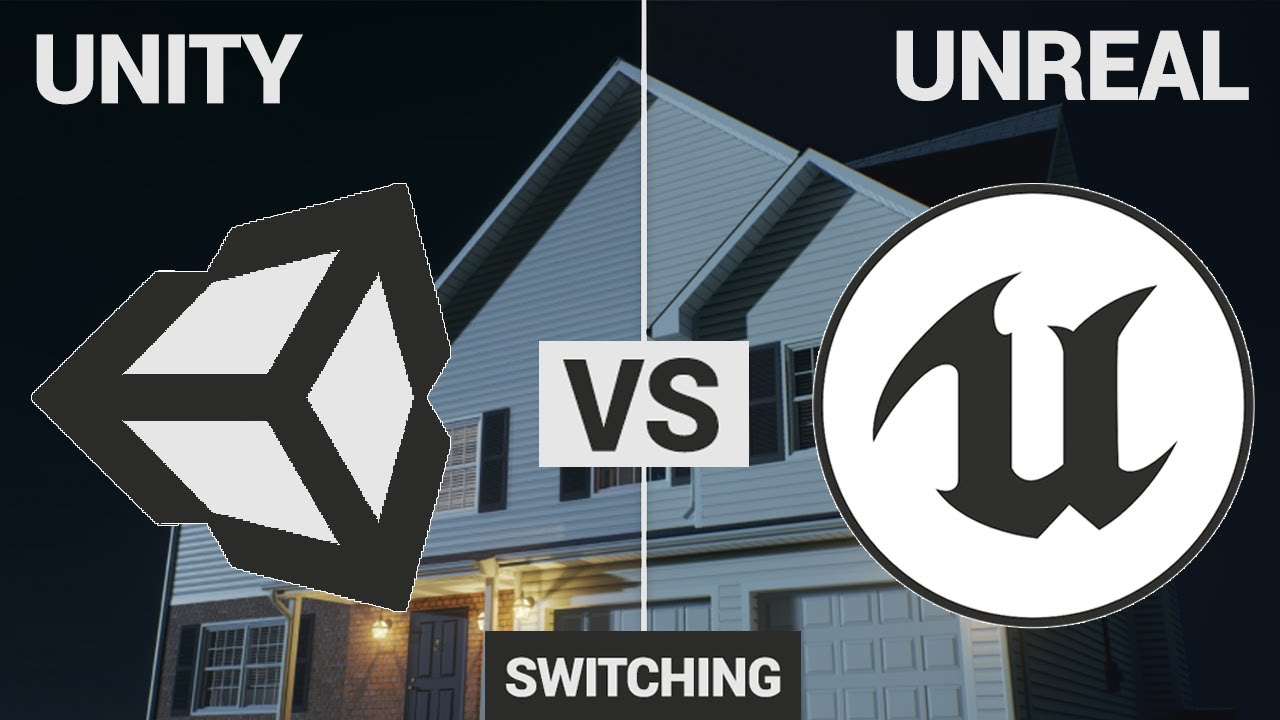 Unity vs Unreal Engine | Switching Over