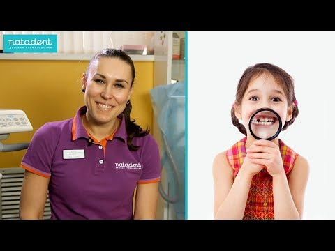 82. Что делать после простого удаления молочных зубов? Натадент
