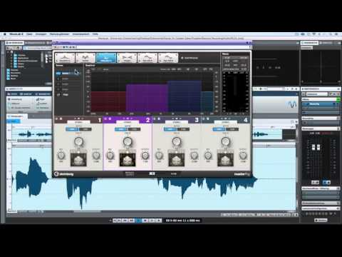 Quick Tipp: Wavelab 9 Exchange mit Cubase