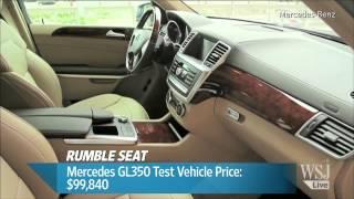 Mercedes Benz GL350 2013 Videos