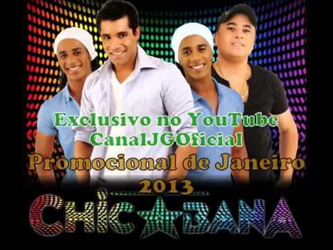 o novo cd de chicabana 2013