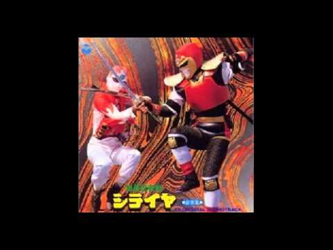 「世界忍者戦ジライヤ」ED「SHI・NO・BI '88」Vocal串田晃