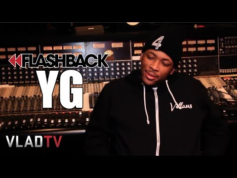Flashback: YG on Joining the Bloods at 16, Shoot Outs During Early Shows