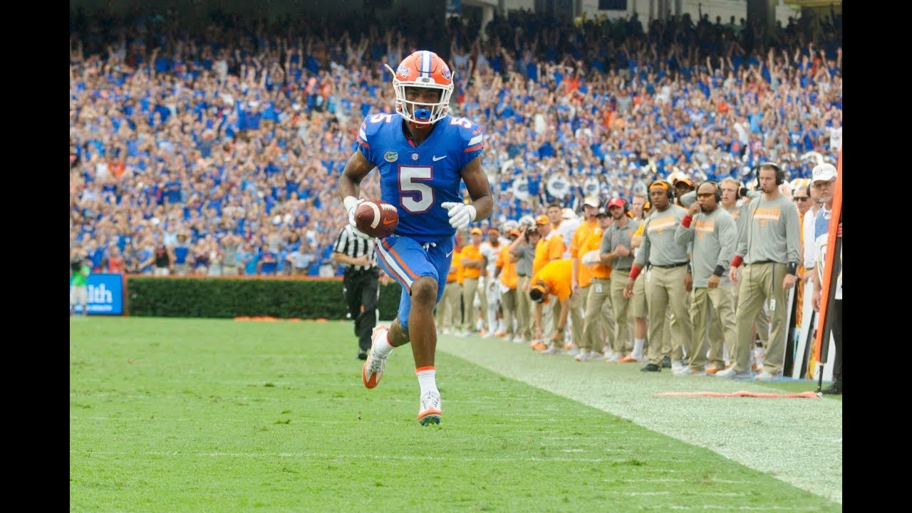 CJ Henderson: Florida Gator - \