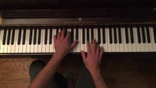Mad World: Gary Jules Piano Tutorial