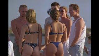 Claire Danes' butt