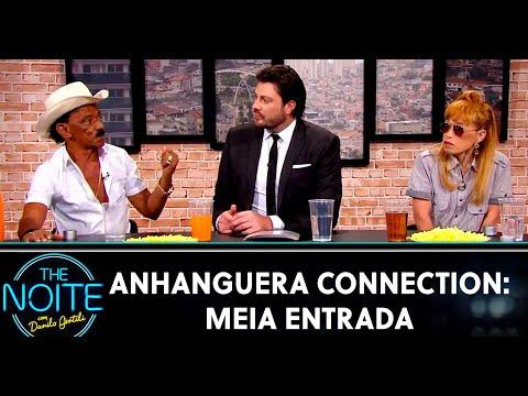 Anhanguera Connection: Meia Entrada  The Noite 290520