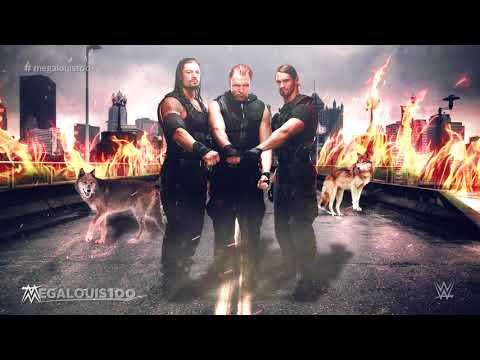The Shield 2nd and NEW WWE Theme Song -