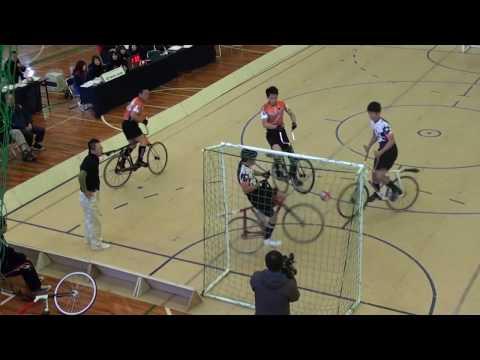 関大対STAR BICYCL OSAKA(後半)