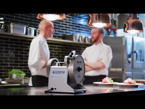Tormek T-2 Pro Kitchen Knife Sharpener – for professional chefsT