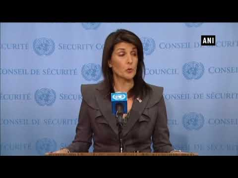 President Trump willing to stop all funding to Pakistan: Nikki Haley