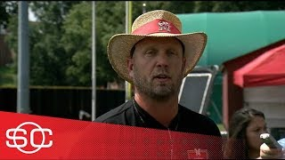 Maryland interim coach talks to media on state of program | SportsCenter | ESPN