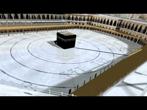 HD] Kaba in 3D- Tour of Haram - YouTube