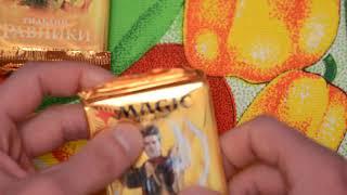 как определить в каком паке есть фольга (FOIL) MTG и другие интересные карты Magic The Gathering