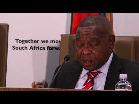 Nzimande: 2017 Fee Support - Students from rich families must pay fees