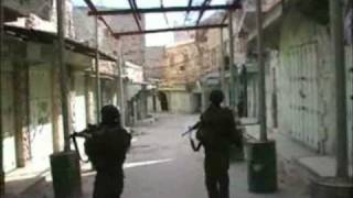 Palestina,Hebron:documentario interposizione pacifica ISM (1)