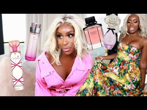 Matching My Outfits to My Fragrances! LOL | Jackie Aina