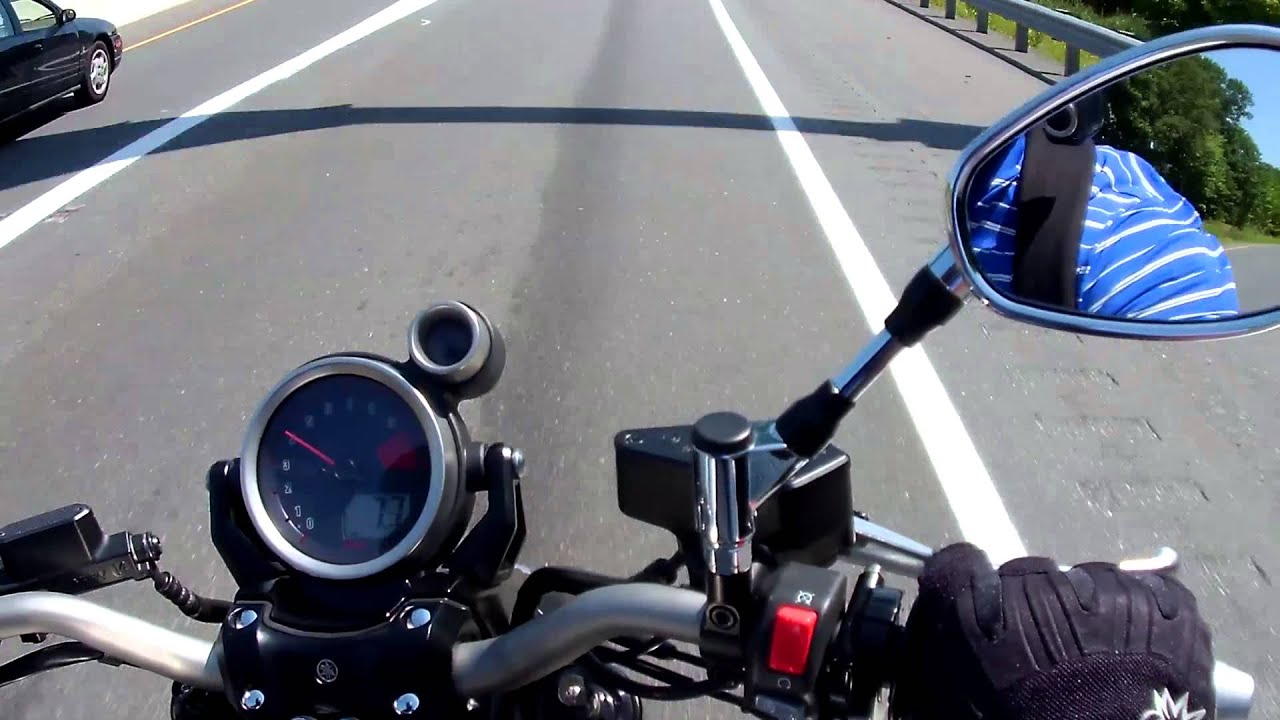 Yamaha Star Vmax 2014 Top Speed