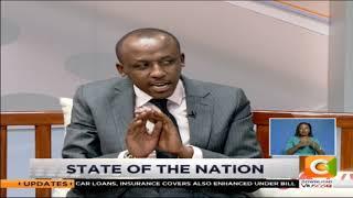 JKLIVE| Senator Sakaja: I come from Jubilee, and I understand the president's vision.