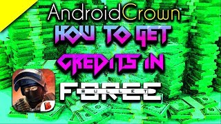 ★How to get credits fast in bullet force★EASY WAY✓