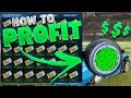 How To Make Profit On Rocket League 2018