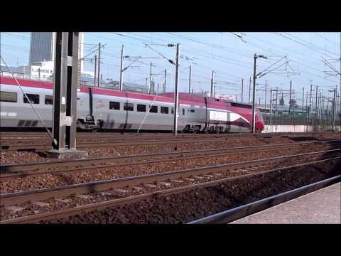 Trein Van Amsterdam Naar Brussel (Thalys Naar Brussel) - Goedkoop-treinkaartje.nl