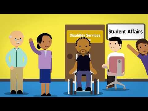 Disability Services at CUNY