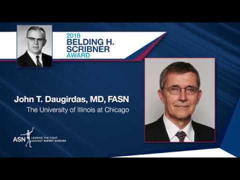 American Society of Nephrology | Awards - 2018 Recipients
