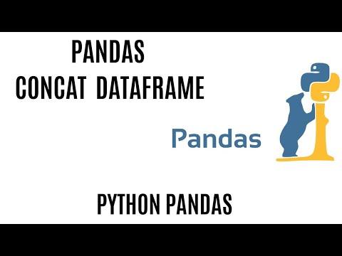Pandas Concat   Concatenation Of Dataframes In Pandas   Pandas Append  