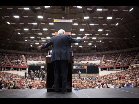 Rally in Portland, Maine | Bernie Sanders