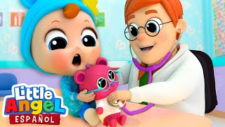 Download lagu Vamos al Doctor & TOP 15 de Canciones Infantiles | Little Angel Español