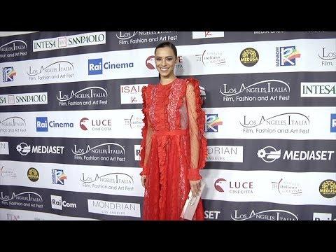 Marianna Di Martino 13th Edition 'LA Italia Film Fest' Red Carpet