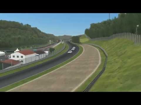 rFactor 2 - TCR - Salzbugring - Race 2