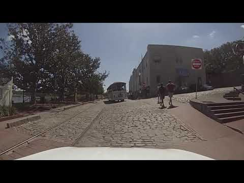 Savannah, Georgia - Drive Along East River Street HD (2017)