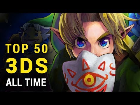 The 50 Best 3ds Games Of All Time 2019 Final Update